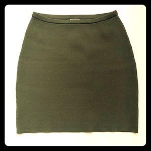💚Army Green Body-con Mini Skirt 💚